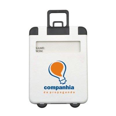 [IN LOGO印樂購]客製化禮贈品,  手提箱款行李牌