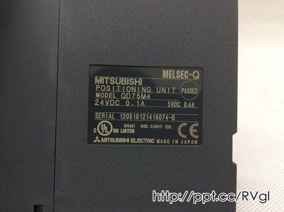 QD75M4 MITSUBISHI 三菱 MELSEC-Q POSITIONING 模組 K36