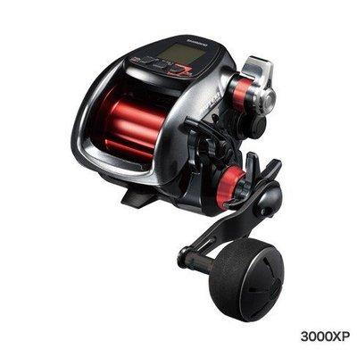 《三富釣具》SHIMANO 18 PLAYS 3000XP 電動捲線器 商品編號 039804