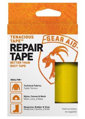【速捷戶外】美國 McNETT 10686 Tenacious Tape 強力補丁(黃色)