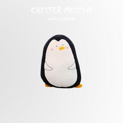 小企鵝 企鵝抱枕 企鵝 抱枕 靠墊 坐墊 靠墊 仿真 抱枕 仿真 抱枕 公仔 賈斯特博物館