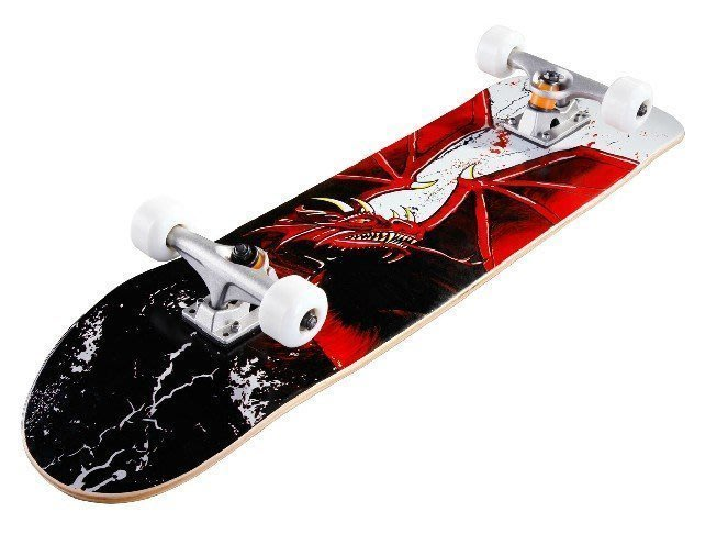 【易發生活館】新品專業級加拿大楓木滑板 雙翹板 凹板 四輪滑板 成人板 加拿大楓木滑板專業5V支架