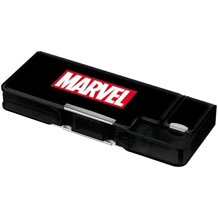 41+ 現貨免運費 日本製 漫威 Marvel 復仇者聯盟 鉛筆盒 日本正版  4165本通周年慶 錢少讚