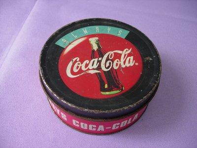 Coca Cola 可樂珍藏鐵罐盒