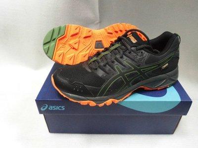 【n0900台灣健立最便宜】2019 ASICS GEL-SONOMA 3 G-TX 頂級越野鞋  T727N-002