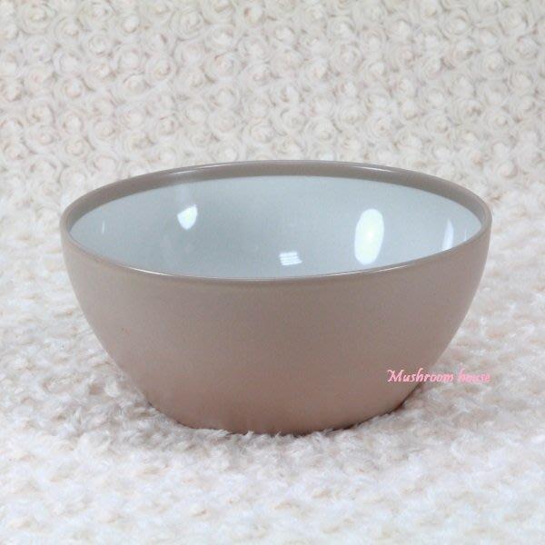點點蘑菇屋{碗}義大利WALD Living&Kitchen系列米駝色高溫陶瓷23公分沙拉碗 小碗公 湯碗 陶瓷碗 現貨