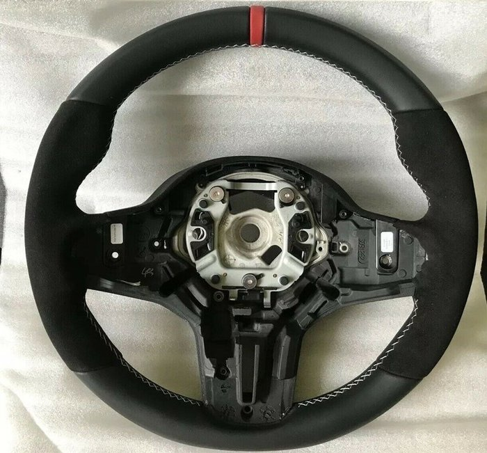 【樂駒】BMW 原廠 X5 G05 M Performance 方向盤 本體 紅標 Steering wheel 轉向