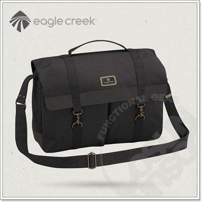 大里RV城市【美國 Eagle Creek】15L 都會通勤側背包.信使包.書包.單肩斜背電腦包 EC60240010