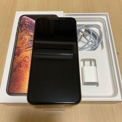 iPhoneXS Max 256G 金色 台灣公司貨