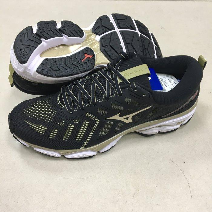 *世偉運動精品* 美津濃 J1GC196601 WAVE ULMIMA 阿姆斯特丹馬拉松 慢跑鞋