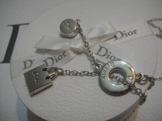 全新Dior迪奧CD 精品款  鎖頭長項鍊