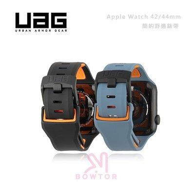 光華商場。包你個頭【UAG】Apple Watch 42/44mm 簡約舒適錶帶 兩色