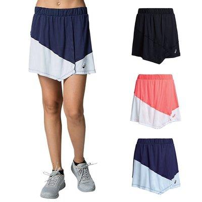 ASICS 不規則設計網球短裙 女網球褲裙 運動裙 運動短裙  2042A100 20SS 【樂買網】