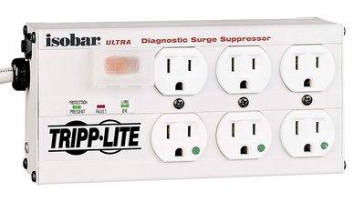 【Tripp Lite 】高階 醫療級 ISOBAR HG 電源濾波排插 插座 六孔插座 [Cooper醫療級插座插頭]