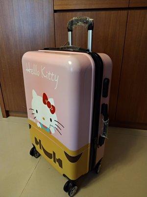 全新 Hello Kitty 行李箱 24吋