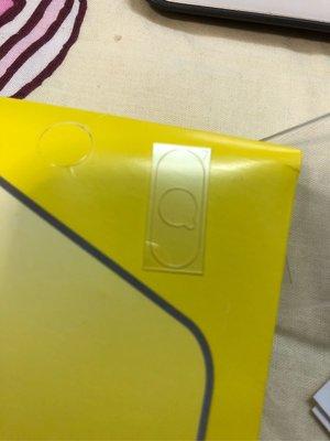 Iphone X鏡頭貼
