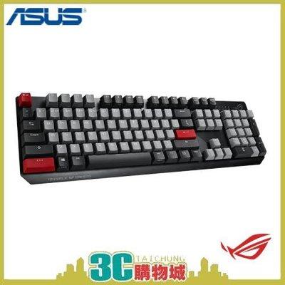 【8/27-9/30送SHEATH桌墊】ASUS ROG STRIX SCOPE PBT 華碩 電競鍵盤 機械鍵盤
