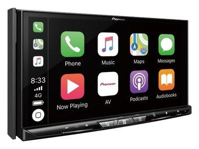 全新 PIONEER AVH-Z9150BT 無線CarPlay HDMI鏡像 DVD USB 全繁體中文