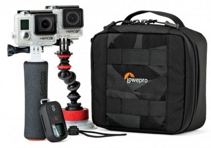 【日產旗艦】Lowepro 羅普 ViewPoint CS 60 觀賞家 GOPRO 收納包 配件包 攜帶包 公司貨