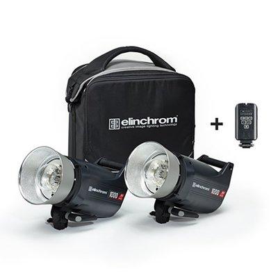 【EC數位】愛玲瓏 Elinchrom ELC PRO HD 1000 TO GO 套組 雙燈套組 棚燈套組 專業攝影