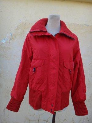 jacob00765100 ~ 正品 Top Girl 紅色 夾克/外套 size: M