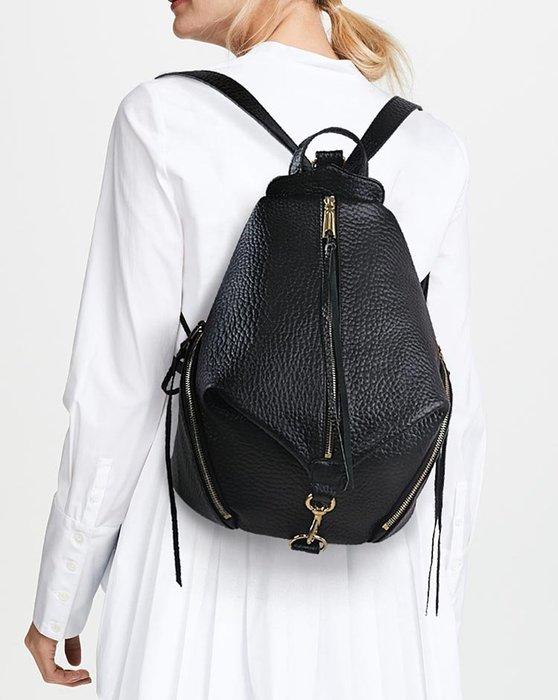 後背包 真皮背包 免運費 高優質 背包推薦 雙肩包 RM 8907 大象紋【FQ包包】Rm rebecca
