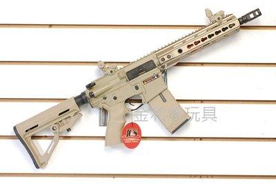 JHS((金和勝 生存遊戲專賣))免運費 沙色 ICS 金屬版 CXP-UK1 電動槍 IMT-260-1