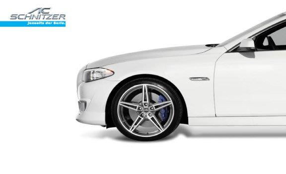 【樂駒】AC Schnitzer BMW F06 F12 F13 AC1 鋁圈 19吋 黑 銀 Michelin