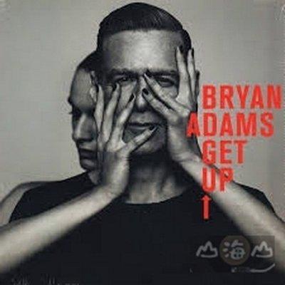 【黑膠唱片LP】搖滾甦醒 Get Up/布萊恩亞當斯 Bryan Adams---4745278
