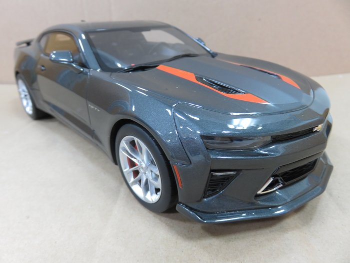 =Mr. MONK= GT SPIRIT Chevrolet Camaro SS 50周年紀念