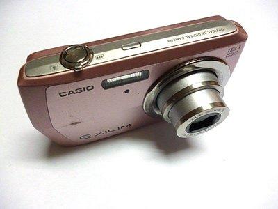☆1到6☆Casio Exilim Zoom EX-Z16 數位相機 1210 萬像素/2.3 吋 功能正常 jj154