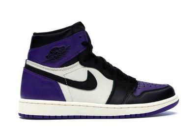 【紐約范特西】預購 Jordan 1 Retro High Court Purple 紫色 555088-501