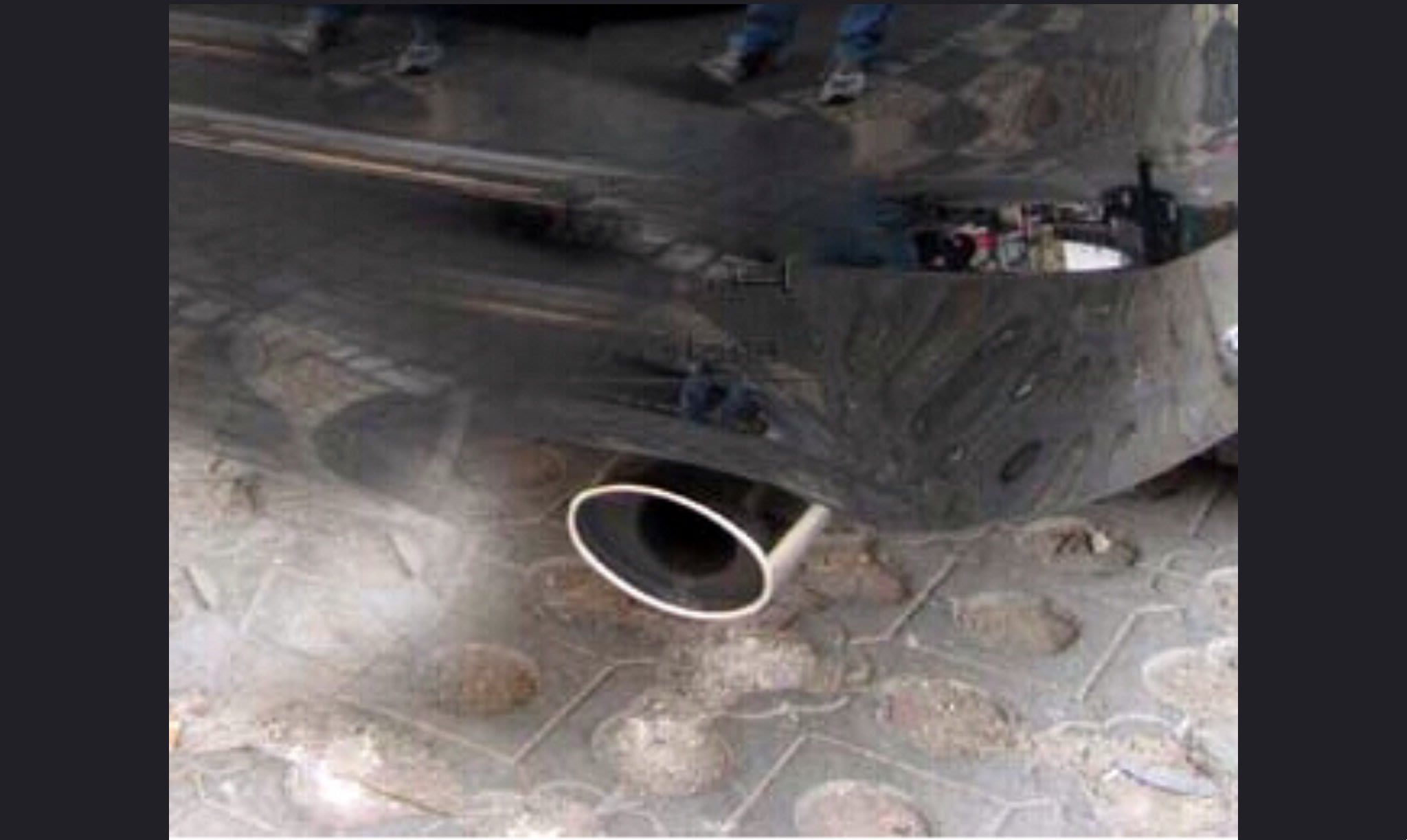 【車王汽車精品百貨】HONDA 本田 ACCORD 八代 8代 8.5代 尾飾管 尾管 排氣管 尾喉 加厚