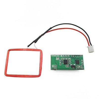MCU RDM6300 ID card reader module RFID radio frequency modul W177.0427