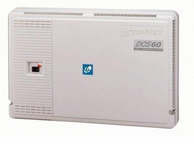通航 DCS-60 ( 816 ) + TD-8315D*11 TONNET 電話總機 含來電顯示