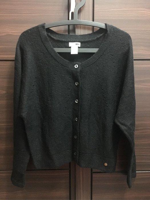 全新未穿 LEVI'S 黑色毛衣外套 XS