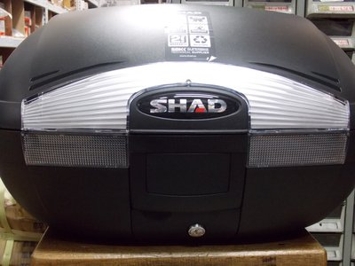 飛達-山葉 四代戰 四代新勁戰 後箱架+SHAD-45後箱 合購價4700