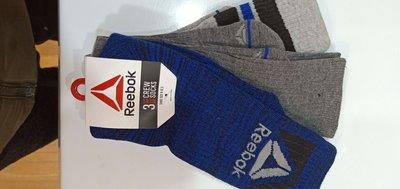 Reebok 長襪 襪子 厚底 襪 籃球襪 賣 一雙280 美國 帶回 三雙全 可議