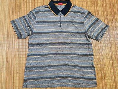 (抓抓二手服飾)  GREEN CLUBS  POLO衫  近全新  5號   (D180)