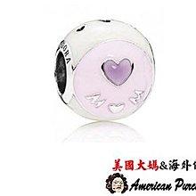 美國大媽代購 Pandora 潘朵拉 琺瑯愛媽媽新款串珠 925純銀 Charms 美國正品代購