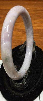 天然紫羅蘭圓骨珊瑚玉手鐲,18.7圍,18-18.8圍皆可配戴,特價7000含運費,無優化,無染色,無烤色