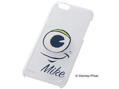 尼德斯Nydus~* 日本 迪士尼 怪獸大學 大眼仔 Mike 硬殼 手機殼 透明 大臉款 4.7吋 iPhone6