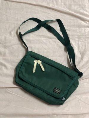 [SSS ] head porter 綠色 小包