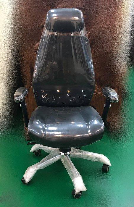 台中二手家具賣場 推薦 大里宏品全新中古傢俱家電 EA119-3Bi*網布辦公椅 電腦椅* 書桌椅 2手桌椅台北新竹彰化