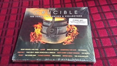 R西洋團(全新未拆CD)CRUCIBLE THE SONGS OF HUNTERS COLLECTORS~2CD