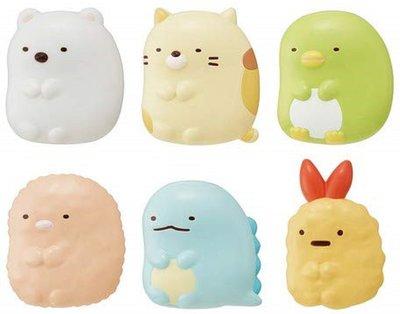 41+ 議價 角落生物 日本正版 造型 磁鐵 白熊 貓咪 企鵝 炸豬排 小恐龍 炸蝦 4165本通 小日尼三