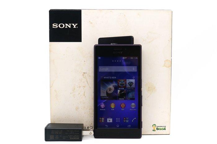 【高雄青蘋果3C競標】Sony Xperia M2 D2303 紫 4.8吋 二手手機 #41062