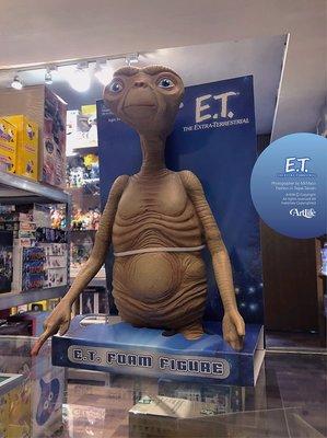 "ArtLife @ NECA E.T Domestic Extra Terrestrial 12"" Puppet 外星人"