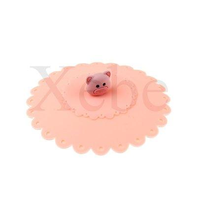 小豬造型塑膠杯蓋 - 創意杯蓋 造型杯蓋 客製化禮贈品 創意禮物