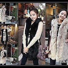 【AIMANUY-艾曼妞服飾】【87現貨+預購】韓版女裝仿兔毛皮草外套中長款兔毛毛皮草馬甲D51